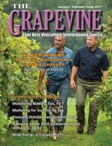 Grapevine Magazine January/ February 2017