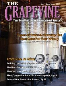 THE GRAPEVINE MAGAZINE MAY/JUNE ISSUE 2017