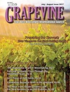 Grapevine Magazine July/Aug Issue 2017