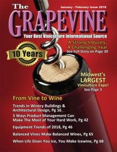 The Grapevine Magazine Jan/Feb Issue 2018