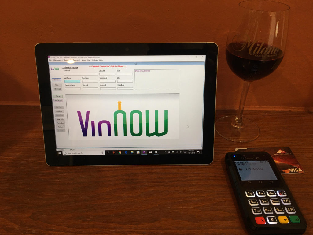 Profiling Software Used by the Wine Industry