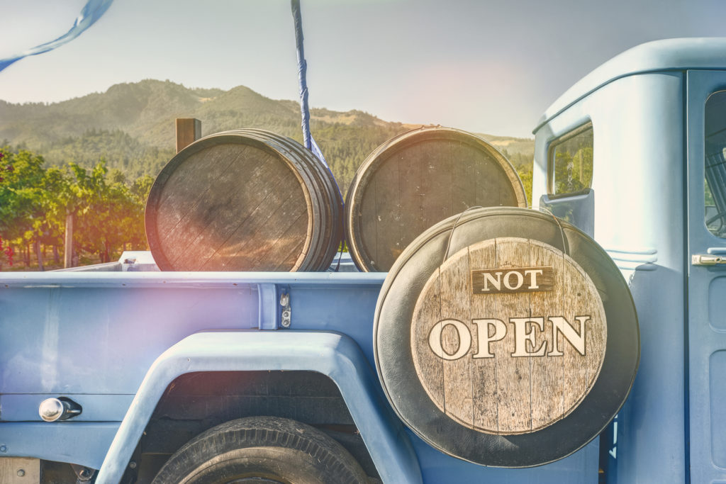 Chevrolets and Chardonnays:  7 Things You Can Do To Better Manage Your Winery's Auto Exposure