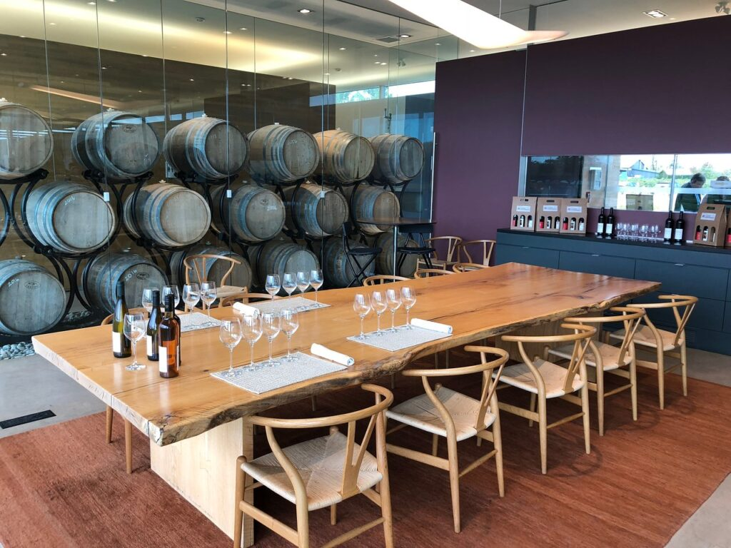 Southbrook Vineyards:  Living a Sustainable Mantra