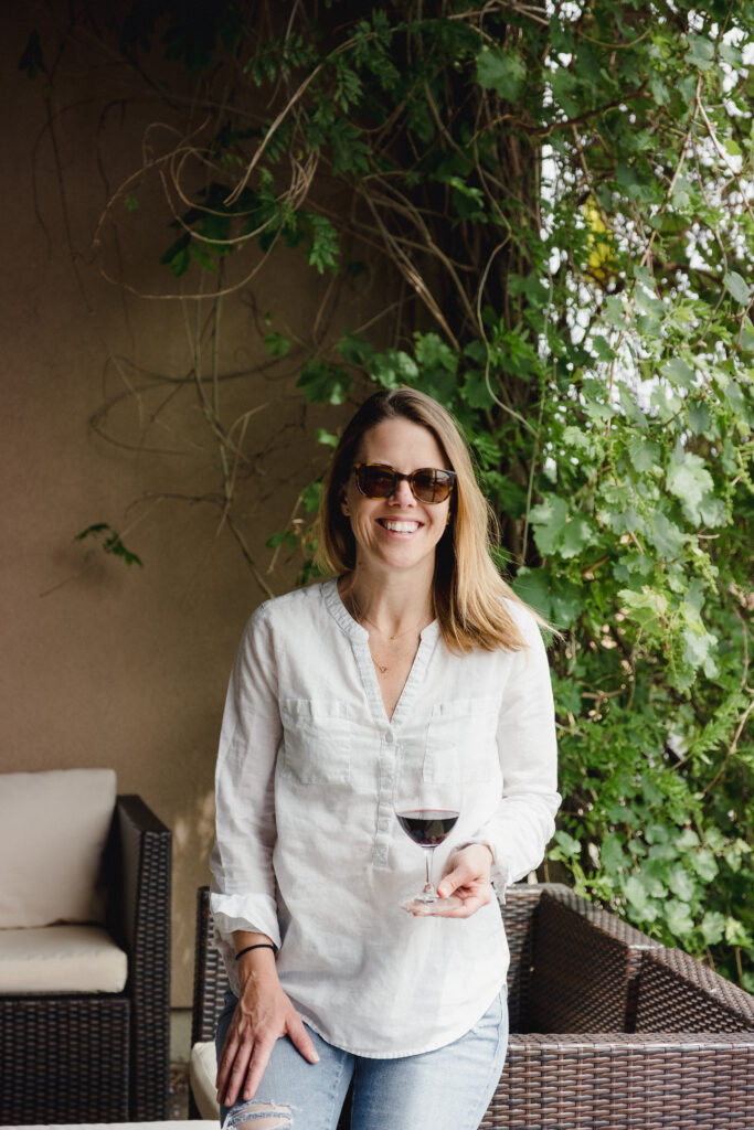 Ashley Trout:  Blazing the Trail for Women Winemakers