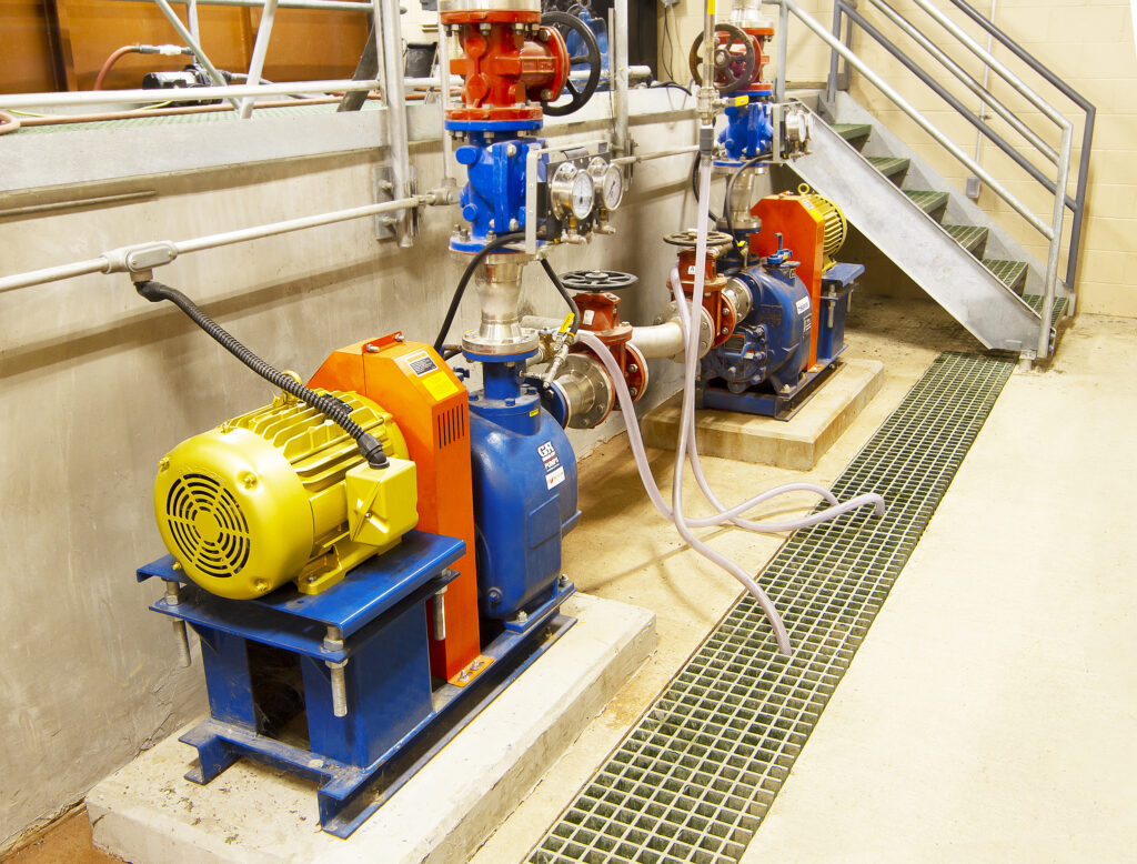 Reliability, Performance & Versatility Determine Winery Pump Choices