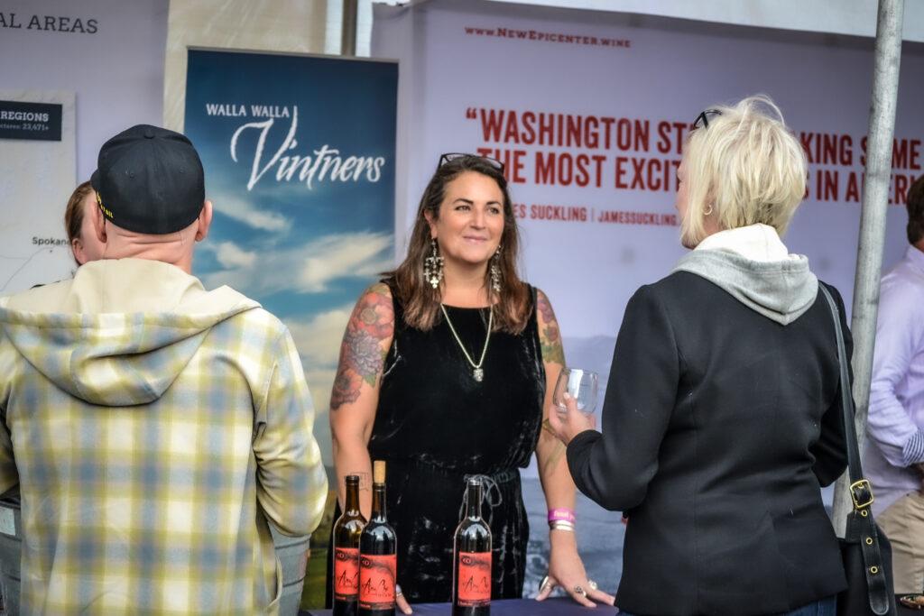 Highlighting the Women of Washington State Wine