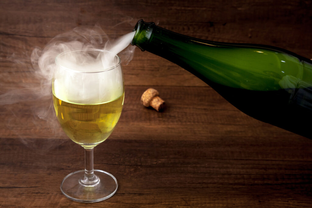 Protecting & Preserving Wine Through Chemical Reaction: