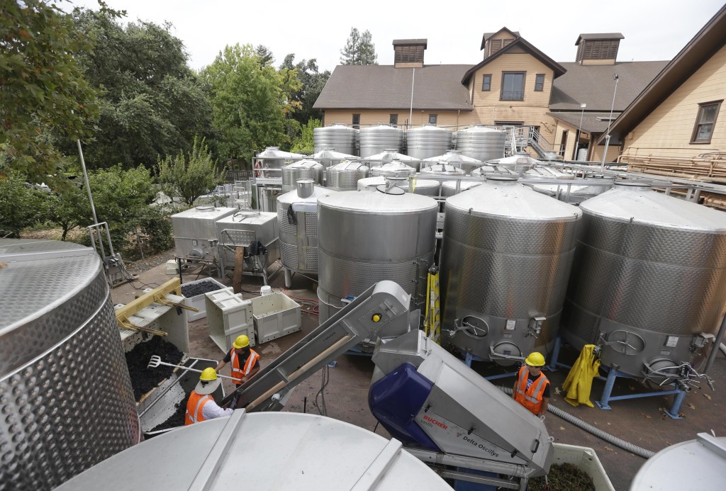 SAFETY FOR YOUR WINERY: