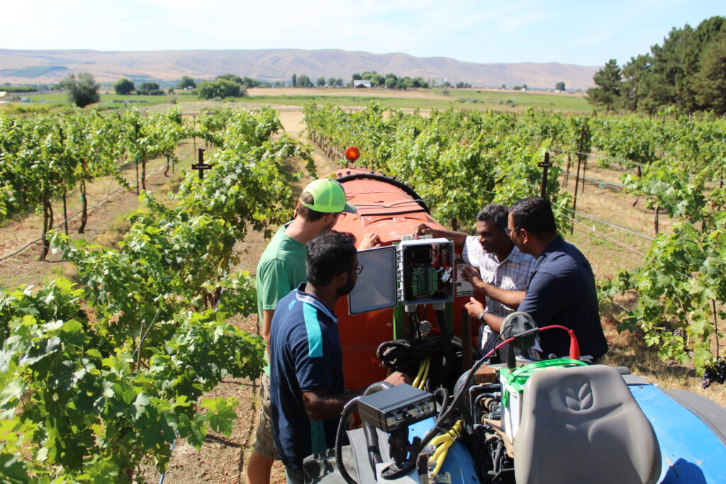 Improving Yield and Fruit Quality with Precision Management Tools