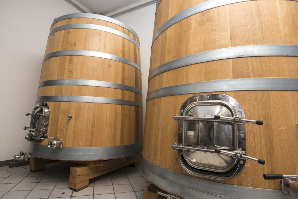 Tank Choices Enhance Wine While Protecting Business and Livelihood