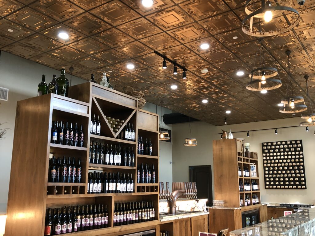 Messina Hof Winery: Tapping Into Keg Wine