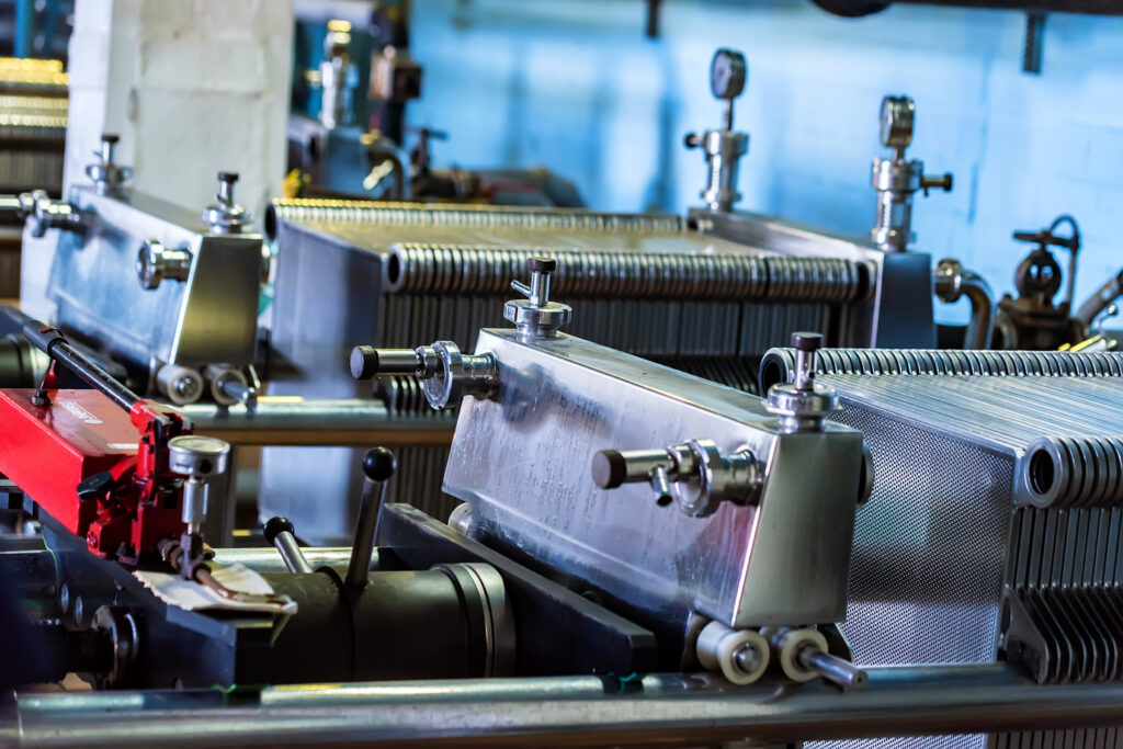 Lees Filter Press Operation: Save Money While Reducing Juice Racking Losses