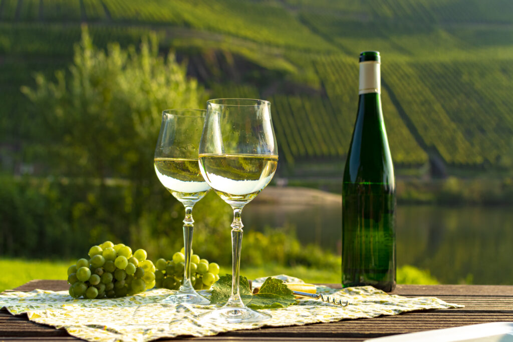 Reigning Riesling: Germany's Sweetest Crown