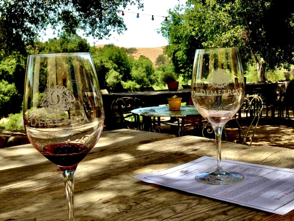 Demetria Estate Winery: All-Natural Wines from Grape to Glass
